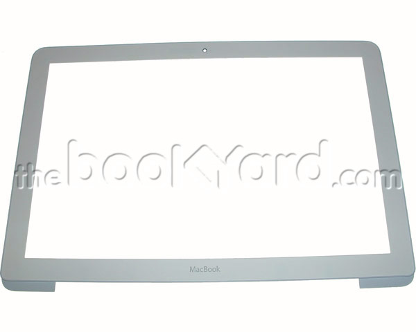 MacBook White Unibody Display Bezel (09/10)