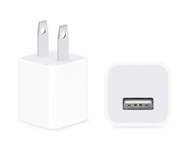 Apple Original iPhone/iPad Mini Charger - 5W USB US