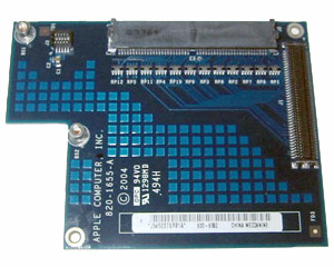 Mac Mini G4 Mezzanine Board, original