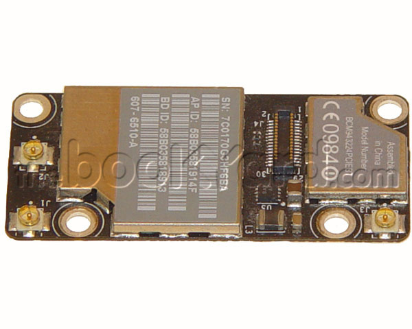 Mac Mini Airport & Bluetooth Card (2010)