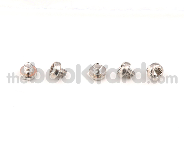 Mac Mini Rear Port Bezel Screw Set (x5) (14)