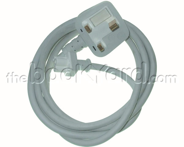 Mac Mini Mains Power Cable - UK (06-09)