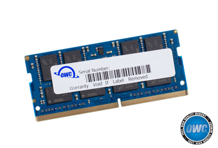 OWC PC4-21300 2666MHz 16GB 260pin DDR4 SODIMM