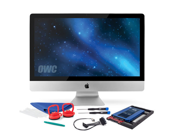 OWC DIY 240GB 6G SSD Kit for All 2011 iMacs