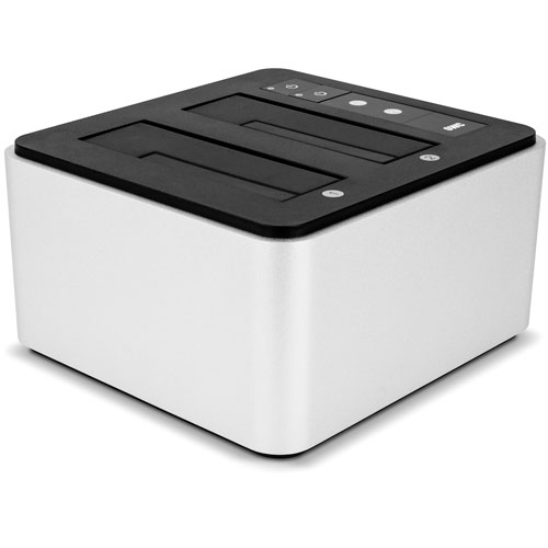 OWC Drive Dock - Dual Drive Bay Solution - Thunderbolt/USB 3