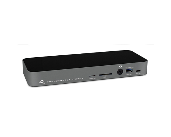 OWC ThunderBolt 3 Dock - 14 Port - Space Grey