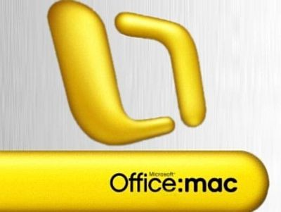 Office for mac 2004 Home
