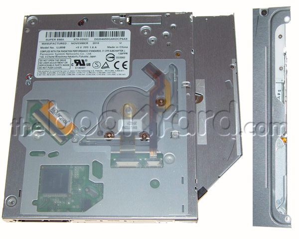 Panasonic (Matshita) UJ-898 super-slim Superdrive (Apple)