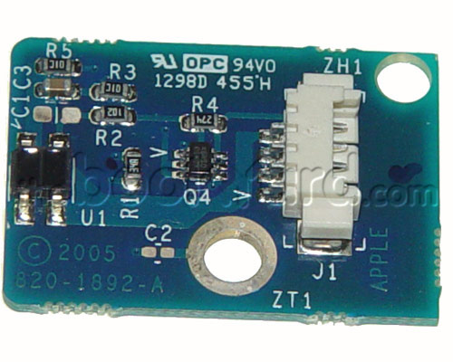 PowerMac G5 Ambient Temperature Sensor Board (Lower)
