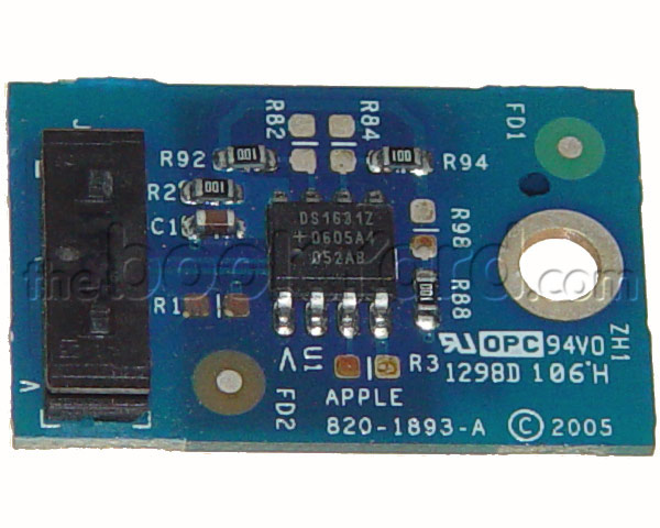 PowerMac G5 Ambient Temperature Sensor Board (Logic Connector)