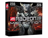 PowerMac G5 ATI Radeon X800 XT Graphics Card (256MB)
