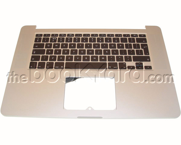 "Retina MacBook Pro 15"" Top Case & ES Keyboard (12/E13)"