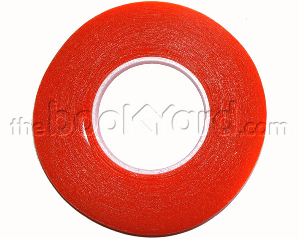 36 x Double Sided Tape, Very High Strength, Clear  (25mm x50m)