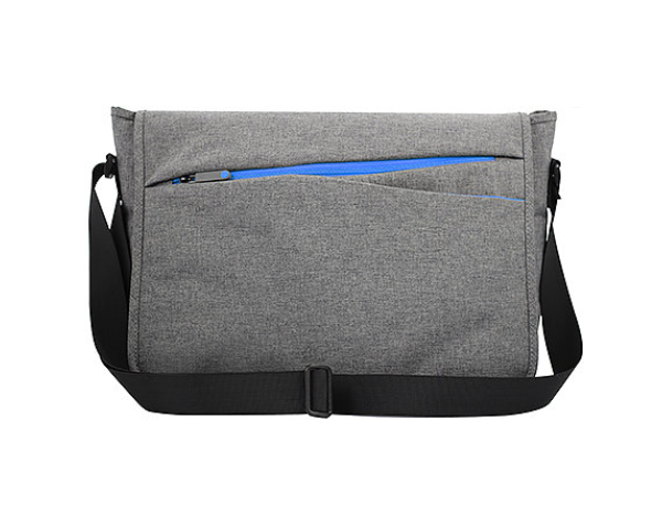 "TD Rugged Messenger 15"" Laptop Bag - Grey"