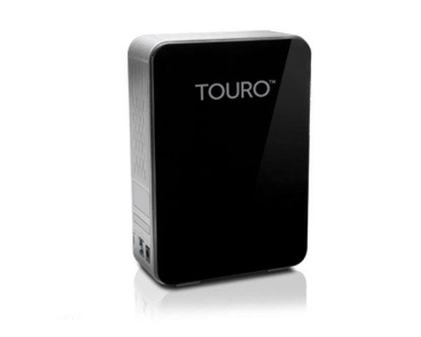 "Touro Desk Pro 3.5"" External Hard Drive Enclosure USB 3.0"