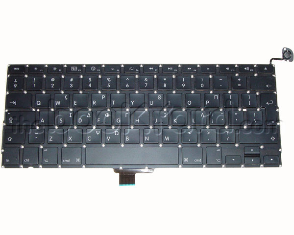 "Unibody MacBook/MacBook Pro 13"" Keyboard, German 08-12 (v1)"