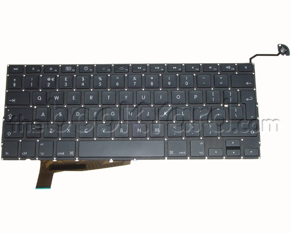 "Unibody MacBook Pro 15"" Keyboard - Backlit UK (08)"
