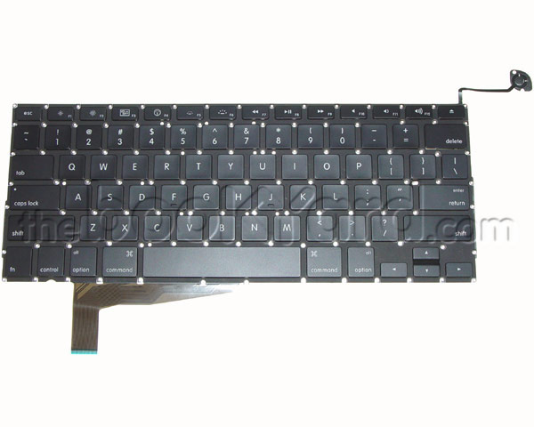 "Unibody MacBook Pro 15"" Keyboard - Backlit US (08)"