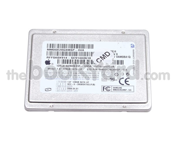 Xserve Intel Hard Drive - SSD 128GB (09)