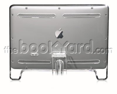 "Apple Studio Display 17"" ADC rear shell"