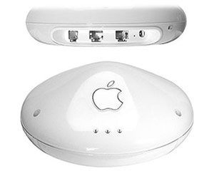 Airport Extreme Base Station (Dual Ethernet)