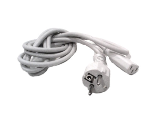 Apple IEC Mains lead (Kettle type) - EU