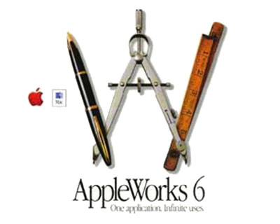 AppleWorks 6 CD
