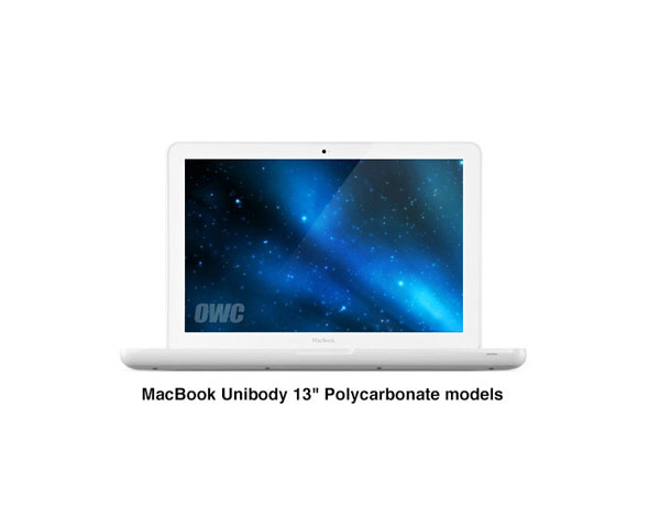 "Newertech White Unibody MacBook 13"" Battery - 65Wh (09/10)"