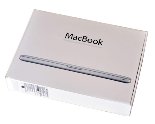 "Unibody 13"" MacBook Pro Box with inserts (09-11)"