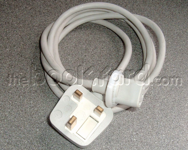 eMac mains cable - UK