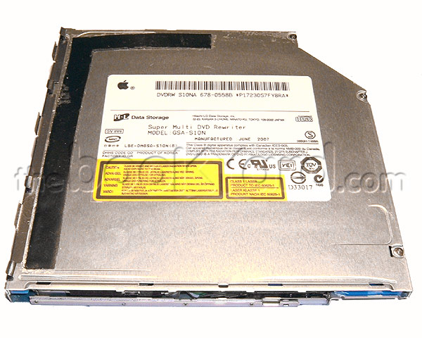 Hitachi.LG GSA-S10N super-slim Superdrive :