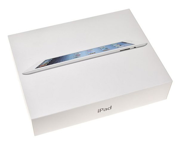 iPad 2 Apple Original Box - White