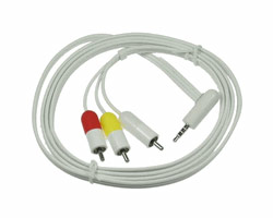 iBook G3 AV cable