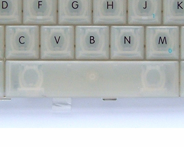Space Bar - iBook G3 Clamshell