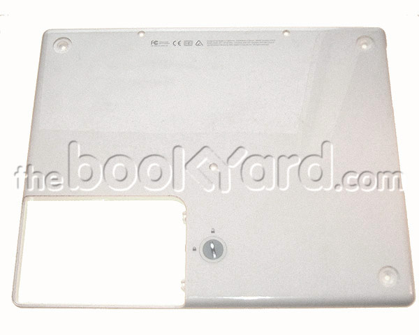 "iBook G3 12"" bottom case (opaque)"