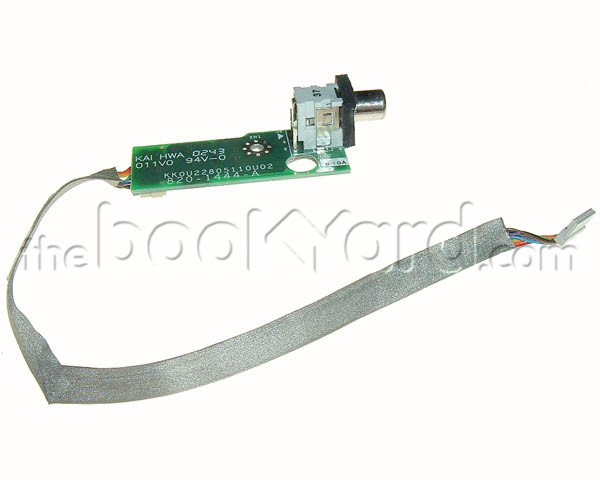 "iBook G3 12"" DC-in board & cable"