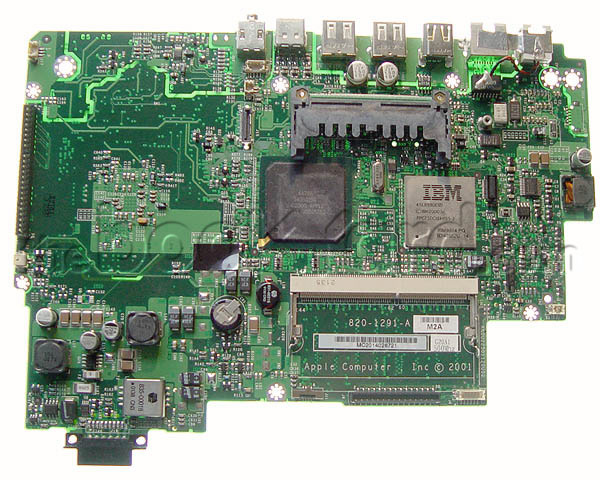 "iBook G3 12"" 500MHz logic board (128M)"