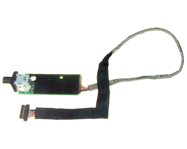 "iBook G4 12"" DC-in board & cable v1"