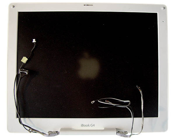"iBook G4 12"" complete display (1.33GHz)"