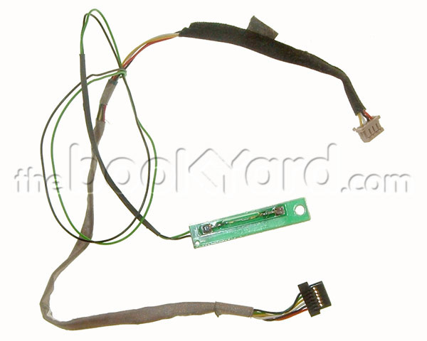 "iBook G4 12"" inverter cable & reed switch (800-1.2GHz)"