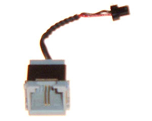 iBook G3 modem socket & cable