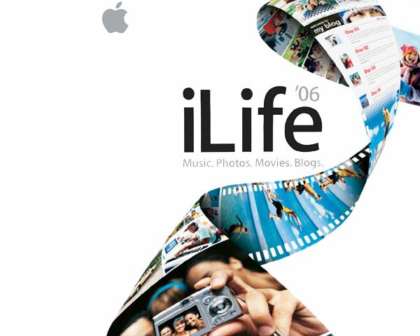 iLife 06' full DVD version