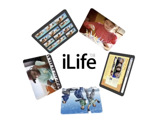 iLife '08 full DVD version
