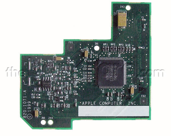 iMac G3 (Slot loading) DVD decoder board