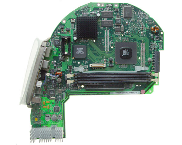 iMac G3 DV (Slot loading) logic board - 500MHz