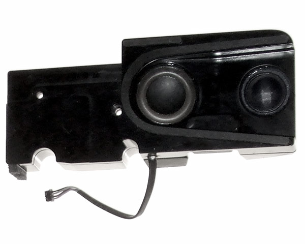 "iMac Alu 20"" speaker, right (2007)"