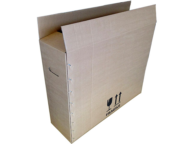 "iMac 24""/27"" Heavy duty shipping box + polyethylene inserts"