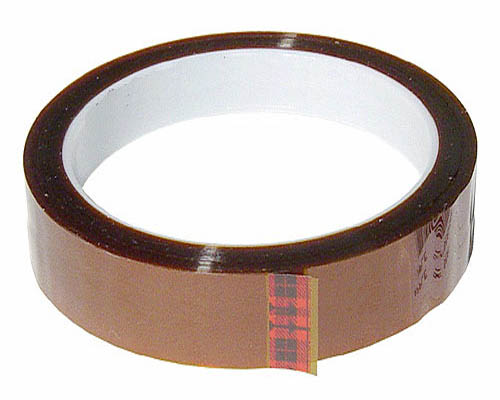 Kapton ESD tape, 25mm x 33m