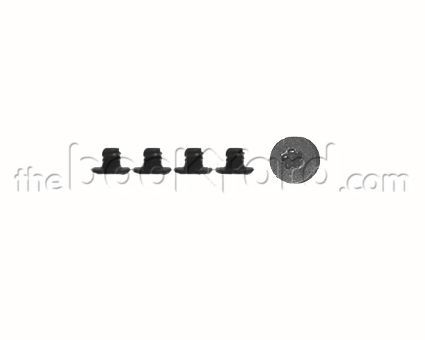 "MacBook Retina 12"" Screw Set - Keyboard (Pentalobe) (x4) (15)"