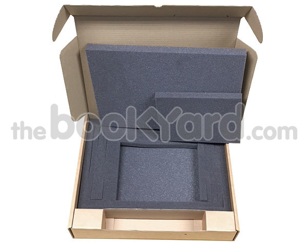 Bookyard universal Apple laptop shipping box